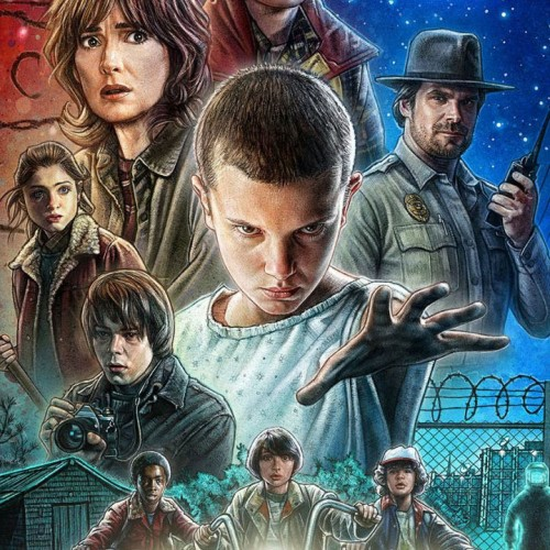 Stranger Things soundtrack to be released this Friday