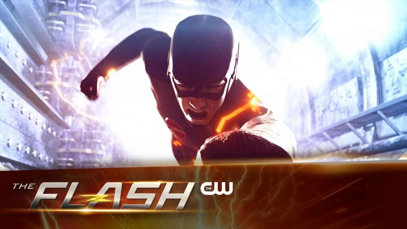 the flash comic-con trailer