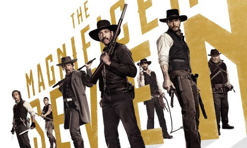 New trailer and poster for The Magnificent Seven released
