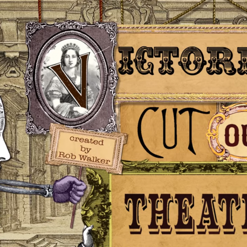 Victorian Cut-Out Theatre showcases a hilarious and twisted look at the Victorian era
