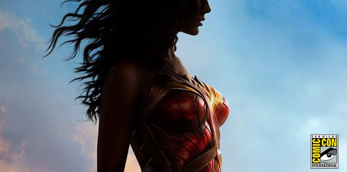 SDCC 2016: Gal Gadot's Wonder Woman kicks a lot of ass in her first trailer