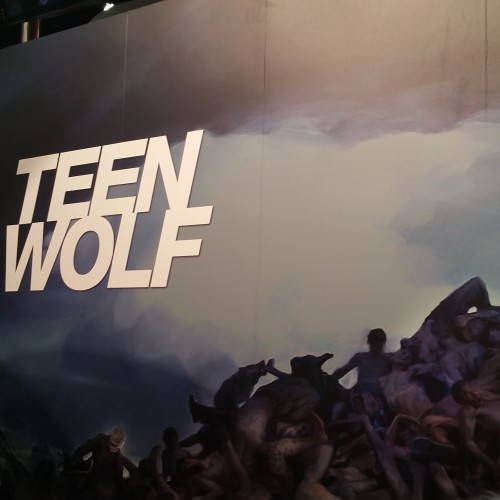 SDCC 2016: Teen Wolf VR Experience