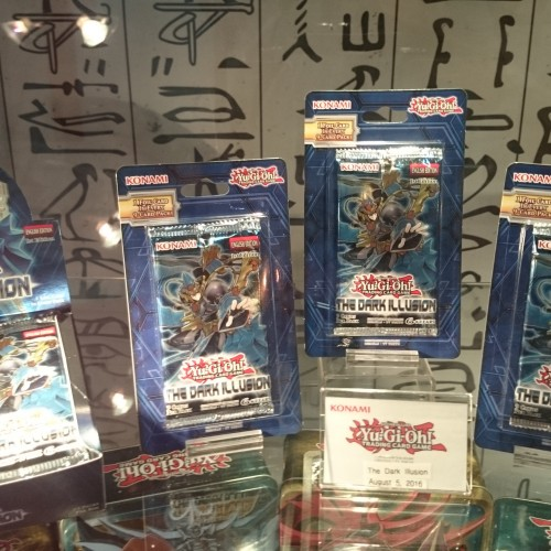 SDCC 2016: Konami showcases new cards for Yu-Gi-Oh! TCG