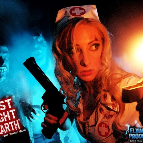 Last Night on Earth: The ultimate zombie survival board game