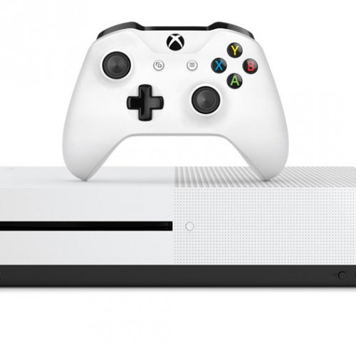 Xbox One S arrives August 2