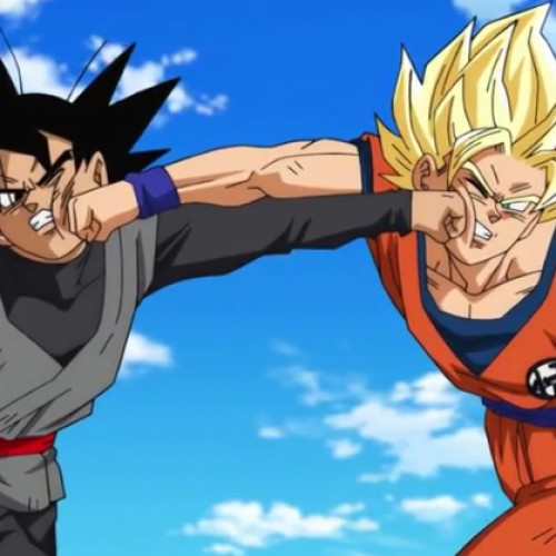 Has Goku Black finally been revealed in Dragon Ball Super?