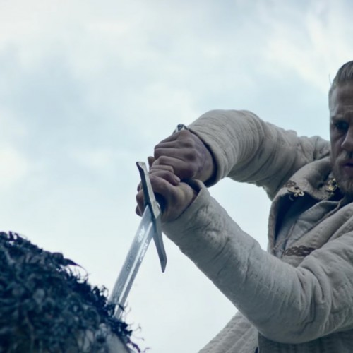 SDCC 2016: First King Arthur: Legend of the Sword trailer released