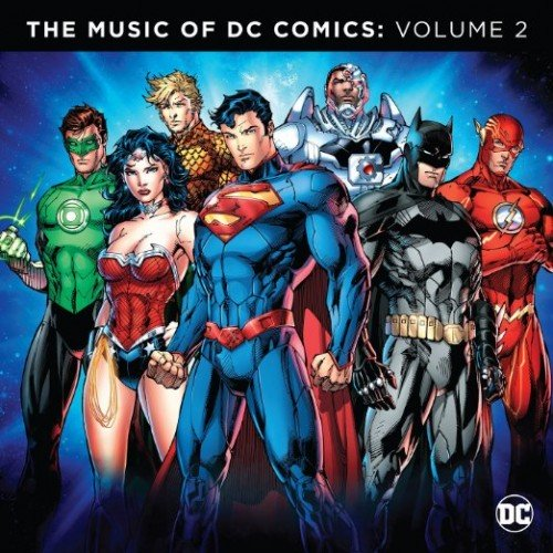 The Music of DC Comics: Volume 2 coming July 15