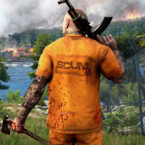Scum, gladiatorial combat video game for the 21st Century