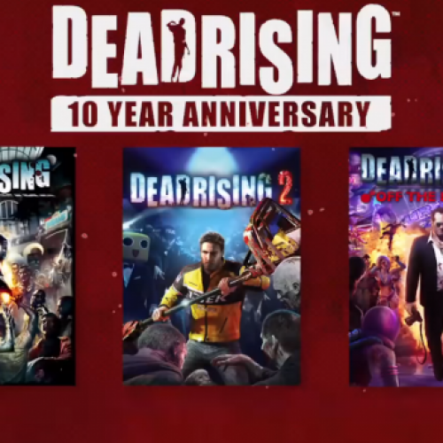 Dead Rising 10th Anniversary coming to consoles