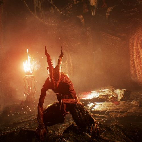Escape the depths of Hell in Agony, a first-person survival horror