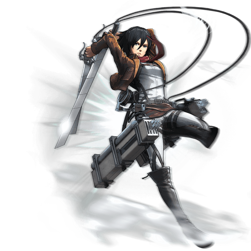 Subjugate all titans in attack on titan wings of freedom ps4 attack on titan mikasa voltagebd Images