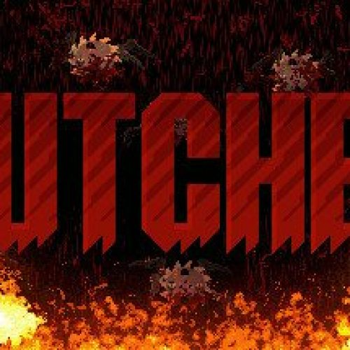 BUTCHER: A 2D Platformer Love Letter to Doom and Quake
