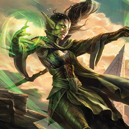 Ob Nixilis vs. Nissa is the new MTG Duel Deck