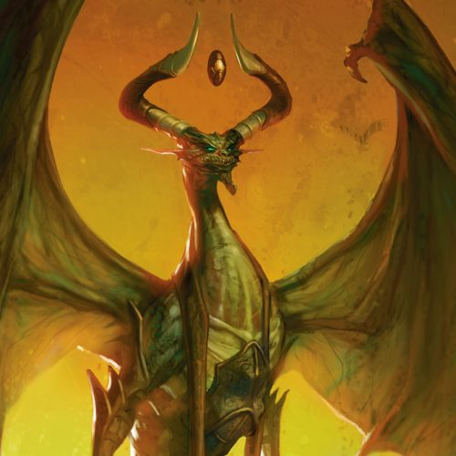Magic: The Gathering: Nicol Bolas is back