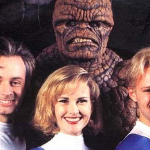 Unreleased Fantastic Four film subject of new documentary