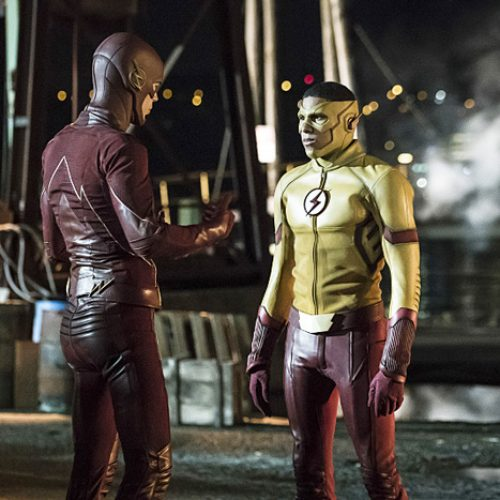 First look at Flashpoint for The Flash