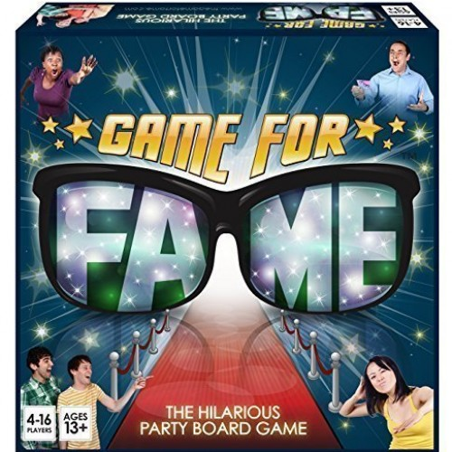 Game for Fame is a hoot to play with friends and family (Review)