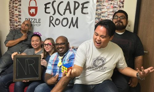 That Nerd Life #3: Escape Rooms