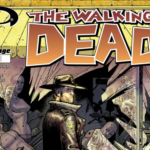 Rare 'The Walking Dead' comics and art for sale through Tony Moore's estate sale