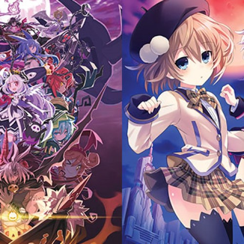 MegaTagmension Blanc + Neptune VS Zombies and Trillion: God of Destruction coming to Steam in the Fall