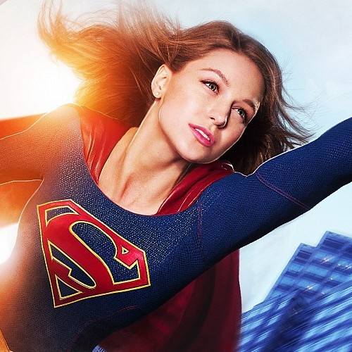 Supergirl's Melissa Benoist discusses crossover episode, 'Invasion!'