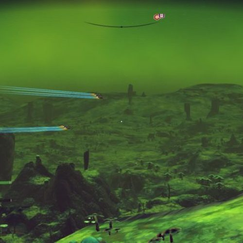 No Man's Sky player maxes gear on first planet