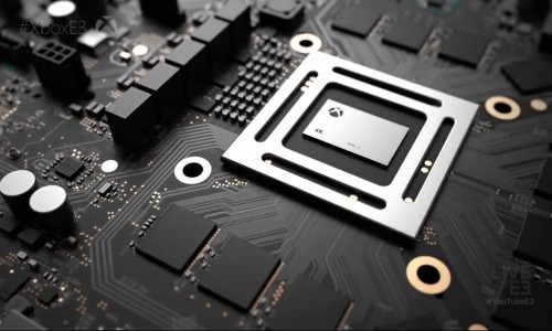 Project Scorpio price and name revealed ahead of Microsoft's E3 2017 Press Conference