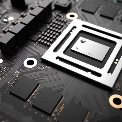 Microsoft's Project Scorpio already has games in development