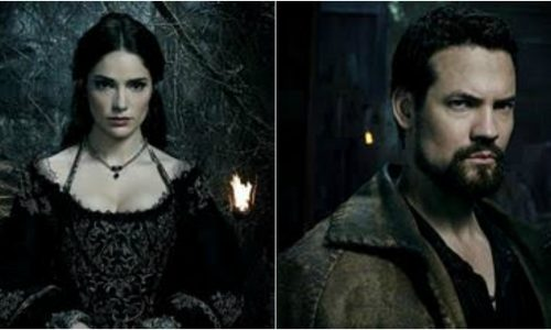 WGN America's Salem third season portraits are up; features new character