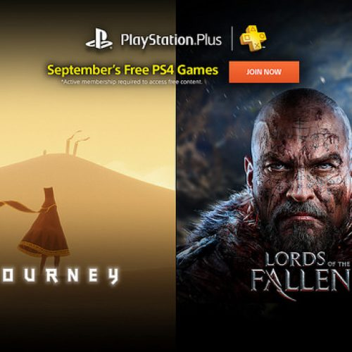 September's free games for PlayStation Plus members