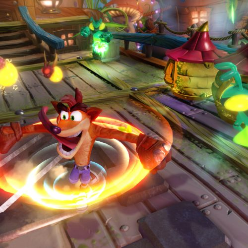 Kaos and Dr. Neo Cortex are unleashed in Skylanders Imaginators, new level also announced