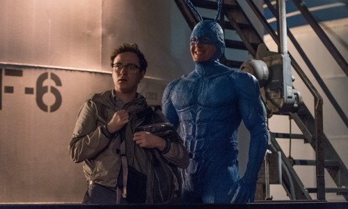 Amazon's The Tick series to premiere August 25