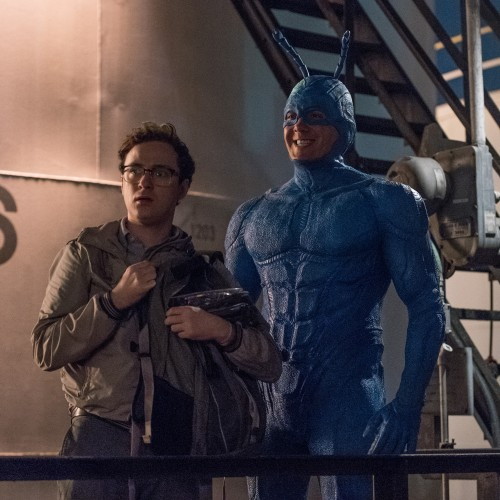 Amazon's The Tick and Jean-Claude Van Johnson pilots are now available