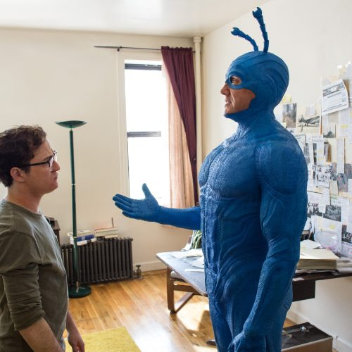 The Tick and Jean-Claude Van Johnson to become Amazon Original Series