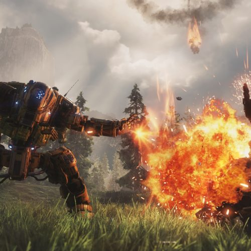 Hands-on with Titanfall 2's multiplayer modes: Bounty Hunt, Pilots vs. Pilots, Amped Hardpoint