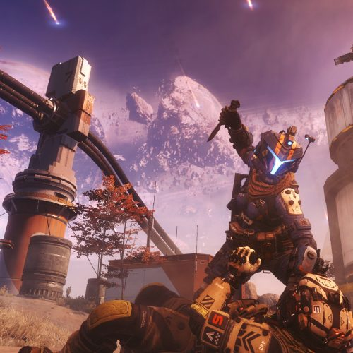 Titanfall 2 open beta coming this weekend