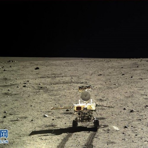 Farewell Yutu, China's Moon rover