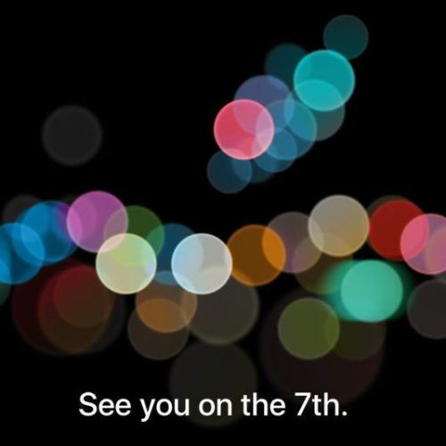 Invites for Apple's September Event have been sent out