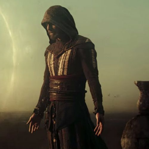 Watch the leap of faith done for real with this 'Assassin's Creed' featurette