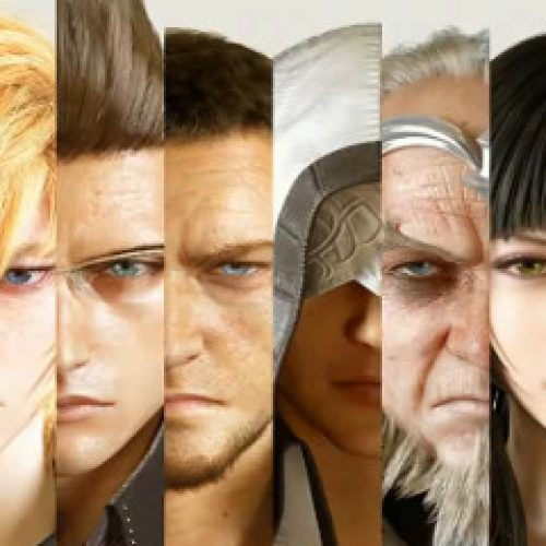 Meet the English voice cast of Final Fantasy XV
