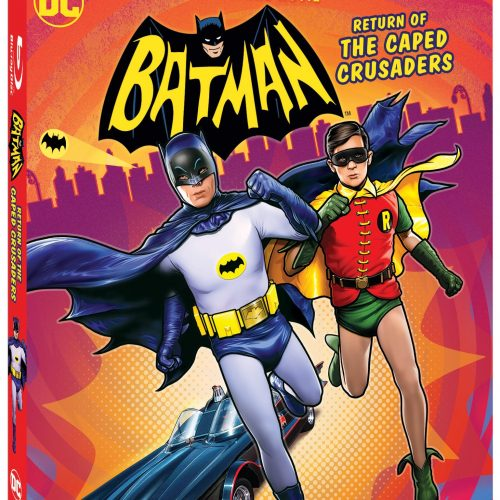 Adam West and Burt Ward return in new Batman: Return of the Caped Crusaders trailer