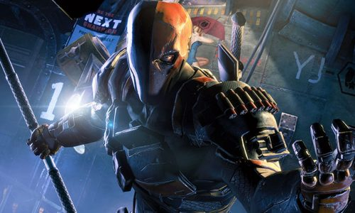 The Raid director, Gareth Evans, in talks to helm DC's Deathstroke movie