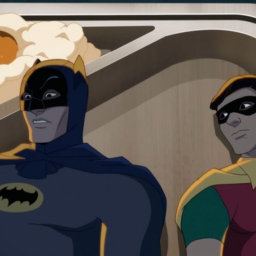 Adam West and Burt Ward to fight crime again in new animated Batman movie