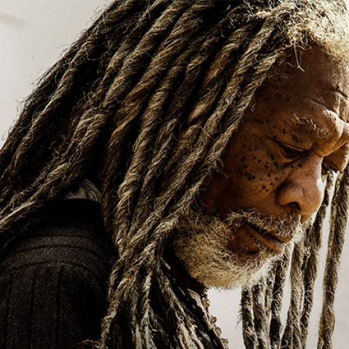 Morgan Freeman talks reteaming with 'Wanted' director Timur Bekmambetov on 'Ben-Hur'