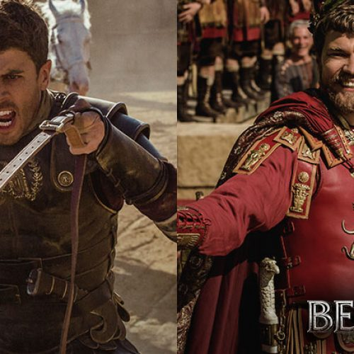 Toby Kebbell and Pilou Asbæk talk Game of Thrones and training for 'Ben-Hur'