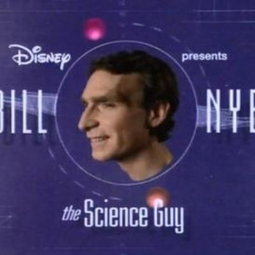 Bill Nye is going to 'save the world' on TV