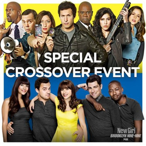Brooklyn Nine-Nine and New Girl set to cross paths this Fall