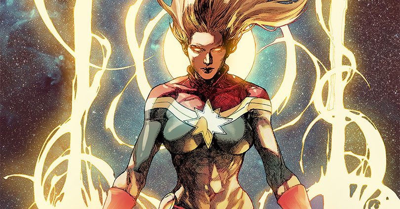 Captain Marvel - All New Marvel Now! #1