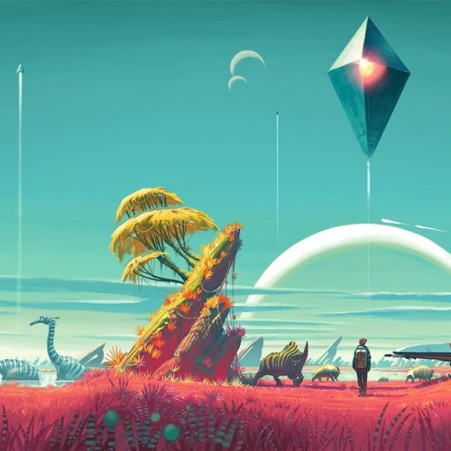 No Man's Sky servers to be wiped ahead of launch
